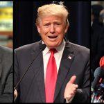 Hillary, Johnson, and Trump, Oh My!